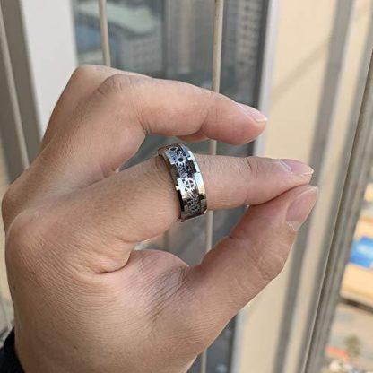8 mm Tungsten with Gear Design Model #1055