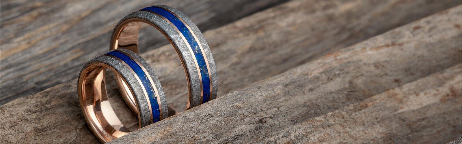 Custom Birthstone Rings
